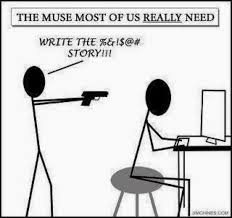 The Muse most writers really need
